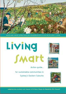 New manual for sustainable living in Sydney