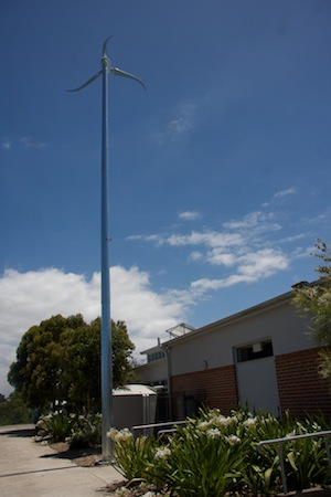 From energy glutton to energy efficiency... a new centre for learning in Randwick