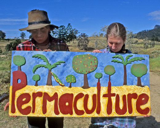 A short and incomplete history of permaculture