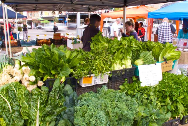 The farm comes to Sydney Saturday mornings in Darlinghurst