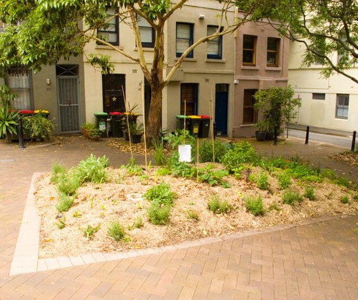 City adopts footpath gardening policy