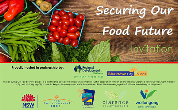 Food security seminar looks at regional issues