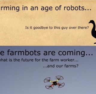 The farmbots are coming — and farming will be changed forever