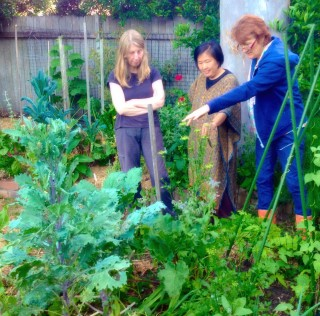 The Network: community gardens as makerspaces