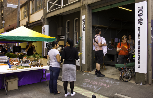Food co-operatives are member-owned social enterprises supplying organic foods to members at less then retail price. They have been a presence in Australian cities since the 1970s.
