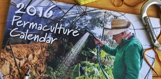 Permaculture Calendar 2016 — yes, it's that time of year again
