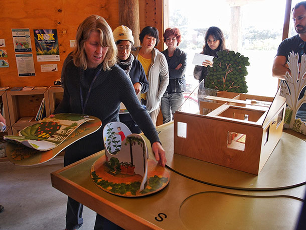 Workshop introduces renovating the permaculture way