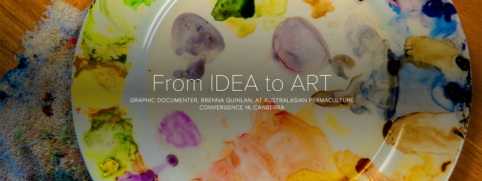 From IDEA to ART — Brenna Quinlan at APC14